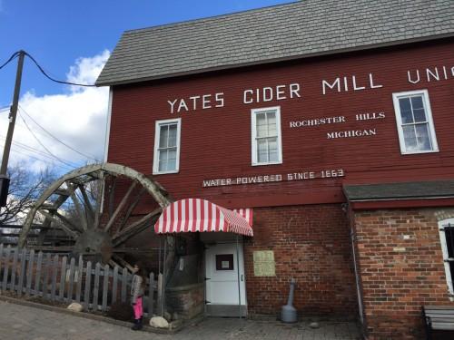 Clique aqui para ver o site do Yates Cider Mill