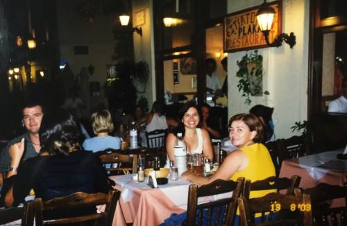 Você encontra a Moussaká em todos os restaurantes pela Grécia
