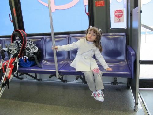 Passear de ônibus da Disney é tudo de bom!!!