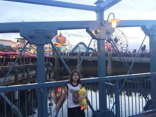 Um parque cheio de aventuras na Disney da Califórnia!