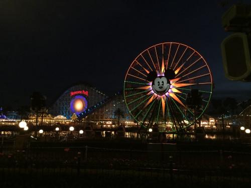A famosa roda gigante