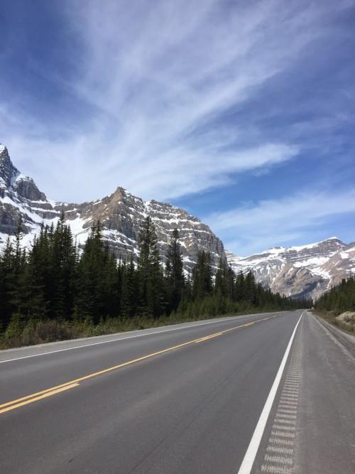 Icefield Parkway - a Rodovia que liga Banff a Jasper