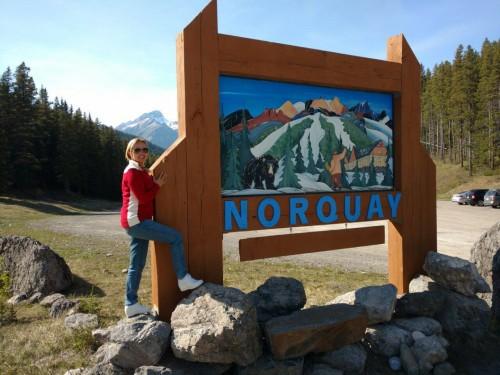 Estação de Esqui Norquay em Banff