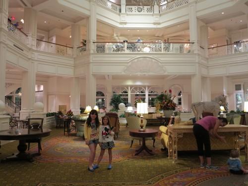 Você pode visitar o hotel mesmo sem estar hospedado na Disney
