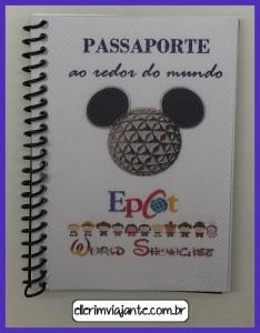 NOVIDADE! PASSAPORTE PARA O MUNDO DO EPCOT!