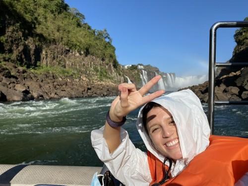 No Barco Macuco Safari