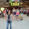 Restaurante T-REX em Downtown Disney