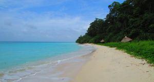 As ilhas Andaman e Nicobar na Índia